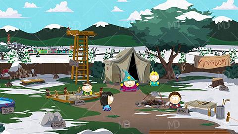Southpark Stick Of Truth 5 دانلود بازی طنز Southpark Stick Of Truth