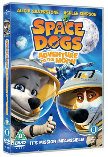 Space Dogs Adventure to the دانلود انیمیشن ماجراجویی سگ فضایی به ماه Space Dogs Adventure to the Moon 2016