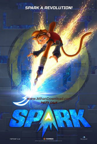Spark A Space Tail 2016 icon دانلود انیمیشن Spark A Space Tail 2016
