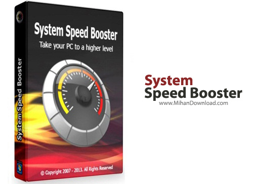 Speed Booster نرم افزار بهینه ساز System Speed Booster 3 0 8 2