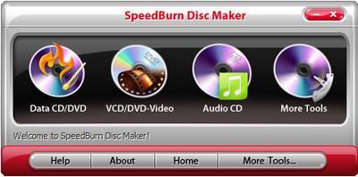 دانلود SpeedBurn Disc Maker 9.2.2