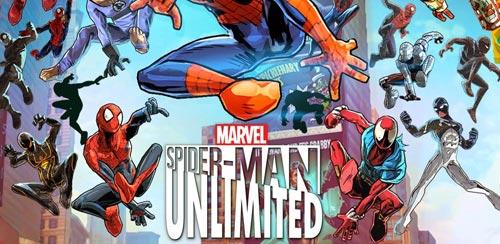 Spider Man Unlimited دانلود بازی مرد عنکبوتی Spider Man Unlimited 1.5.0g اندروید