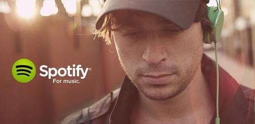 Spotify Music دانلود نرم افزار گوش دادن به موسیقی Spotify Music 3.4.0.764 Final اندروید