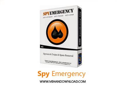Spy Emergency 1 دانلود نرم افزار نابود سازی جاسوس افزارها NETGATE Spy Emergency v24.0.770.0