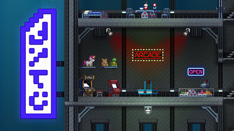 Starbound Early Access 4 دانلود بازی Starbound Early Access