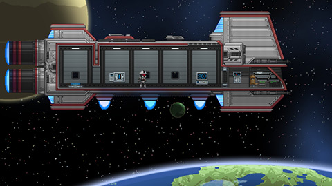Starbound Early Access 5 دانلود بازی Starbound Early Access