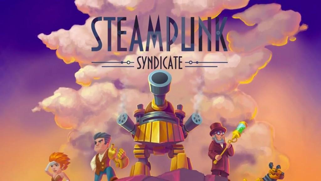 Steampunk Syndicate icon 1024x576 دانلود بازی Steampunk Syndicate v1.0.4 برج دفاعی برای آندروید