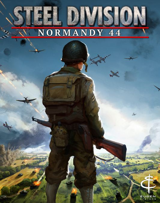 Steel Division Normandy 44 Second Wave 1 دانلود بازی Steel Division Normandy 44 Second Wave برای کامپیوتر