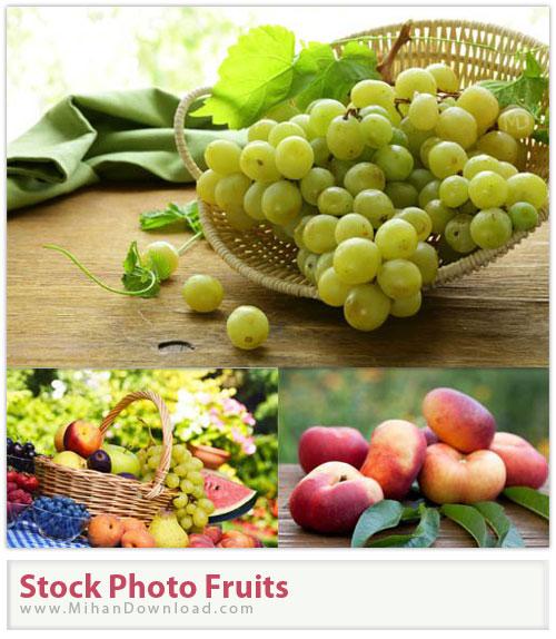 Stock Photo Fruits دانلود عکس با کيفيت میوه ها Stock Photos Fruits