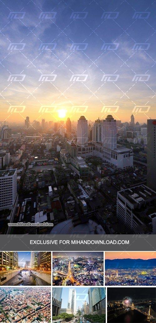 Stock Photos World Cities دانلود تصاویر استاک غیر رایگان با موضوع شهر ها