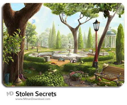 Stolen Secrets دانلود بازی اسرار گمشده Stolen Secrets