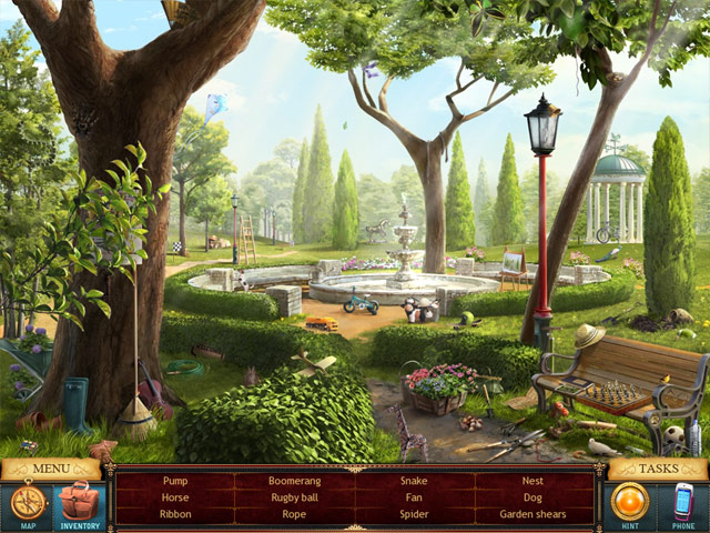 Stolen Secrets screen دانلود بازی اسرار گمشده Stolen Secrets