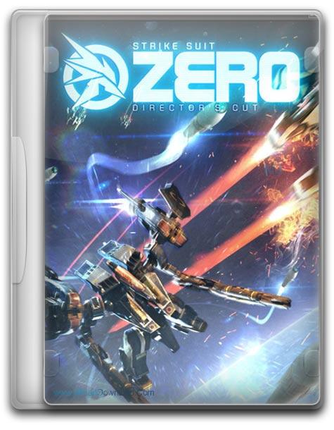 Strike Suit Zero Directors Cut 1 دانلود بازی نجات زمین Strike Suit Zero Directors Cut