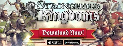 Stronghold Kingdoms Feudal Warfare 1 دانلود بازی جنگ های صلیبی برای آندروید