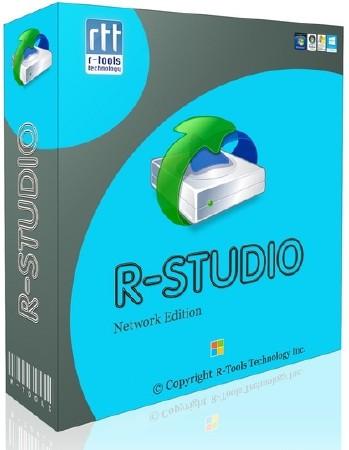 دانلود R Studio 7.7 Build 159747 Network Edition Portable نرم افزار بازیابی اطلاعات