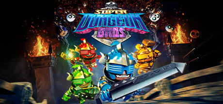 Super Dungeon Bros Reloaded 1 دانلود بازی برادران سیاهچال برای کامپیوتر