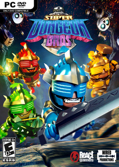 Super Dungeon Bros دانلود بازی برادران سیاه چال Super Dungeon Bros برای کامپیوتر