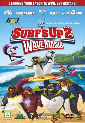Surfs Up 2 WaveMania 2017 دانلود انیمیشن Surfs Up 2 WaveMania 2017