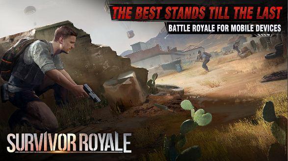 Survivor Royale 1 دانلود بازی Survivor Royale برای آندروید