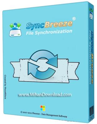 SyncBreeze e1511018694410 دانلود SyncBreeze v10.2.12 نرم افزار قدرتمند همگام سازی فایل ها