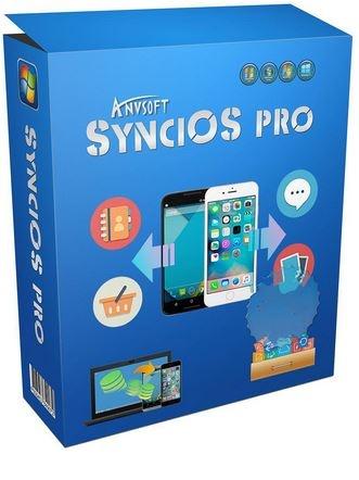 SynciOS دانلود نرم افزار مدیریت گوشی اندروید و آی او اس Anvsoft SynciOS Pro 5.1.0