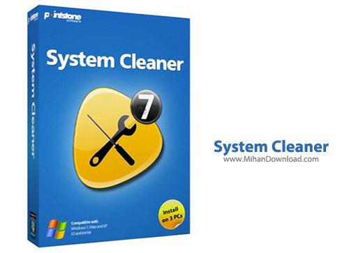 System Cleaner1 دانلود Pointstone System Cleaner 7.5.8.540