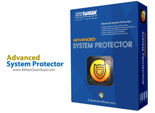 System Protector دانلود Advanced System Protector 2.1.1000.14138