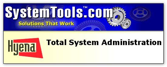 SystemTools1 دانلود نرم افزار نظارت بر کامپیوتر های شبکه SystemTools Hyena 11.5.2 Rev C