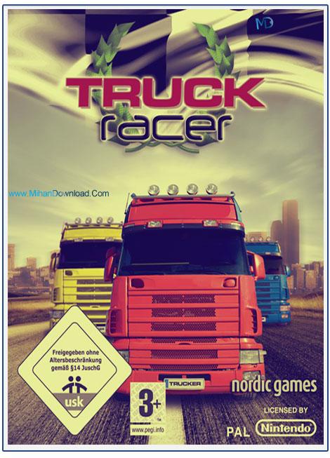 TRUCK RACER 1 دانلود بازی Truck Racer جنون سرعت