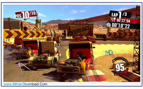 TRUCK RACER 2 دانلود بازی Truck Racer جنون سرعت