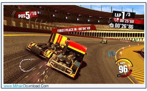 TRUCK RACER 3 دانلود بازی Truck Racer جنون سرعت