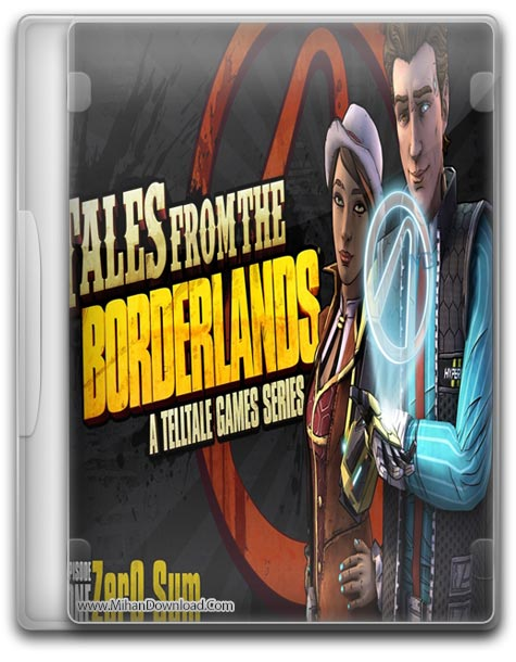 Tales from the Borderlands Episode 1 1 دانلود بازی Tales from the Borderlands Episode 1