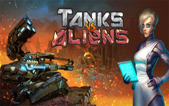 Tanks.vs .Aliens 1 دانلود Tanks vs Aliens بازی مخازن در مقابل بیگانگان برای کامپیوتر