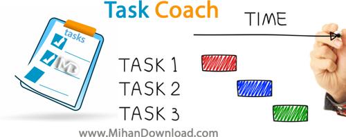 Task Coach نرم افزار یادداشت و برنامه ریزی کارهای روزانه Task Coach v1 3 34