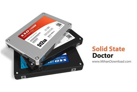Technology.Solid .State .Doctor. نرم افزار مدیریت SSD ها LC Technology Solid State Doctor 3 1 0 5