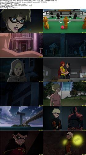 Teen Titans The Judas Contract 2017 2 دانلود انیمیشن Teen Titans: The Judas Contract 2017