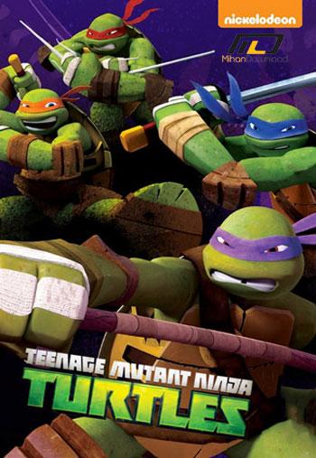 Teenage Mutant Ninja Turtle1 دانلود فصل چهارم انیمیشن لاک پشت های نینجا Teenage Mutant Ninja Turtles Season 04 2015