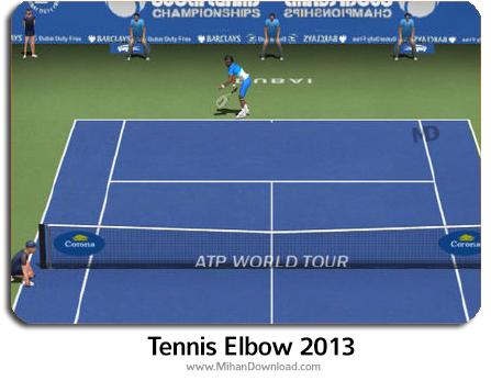 Tennis Elbow 2013 دانلود بازی Tennis Elbow برای کامپیوتر