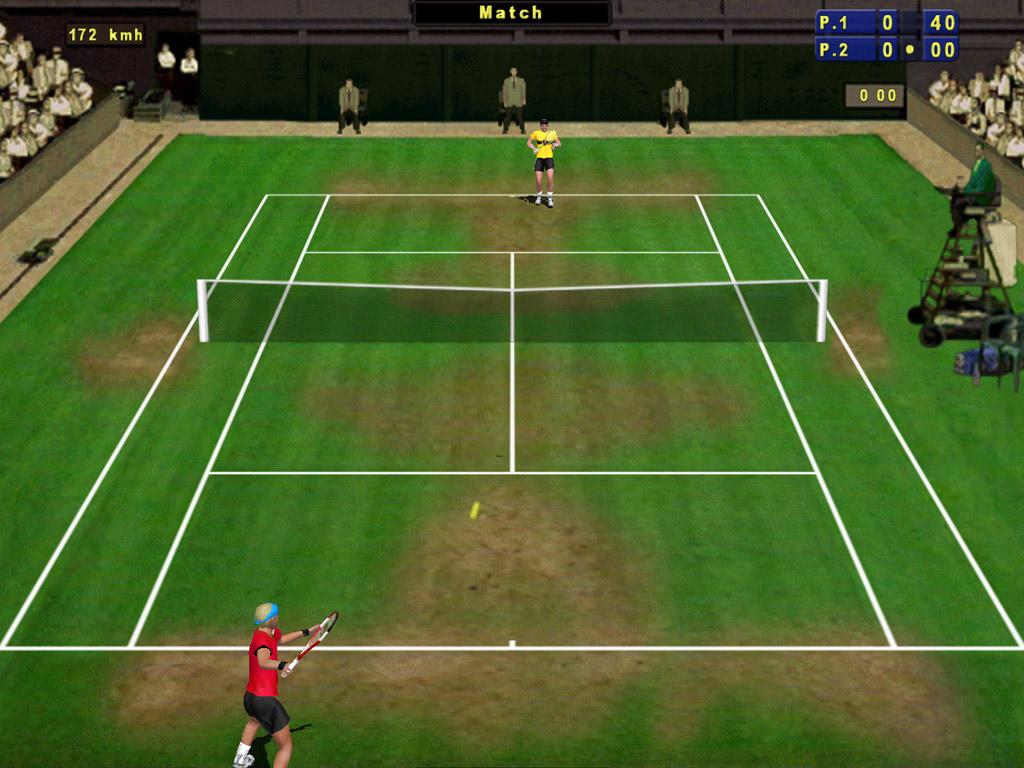 Tennis Elbow screen دانلود بازی Tennis Elbow برای کامپیوتر