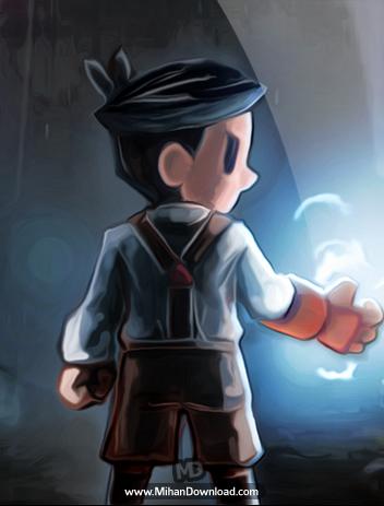 Teslagrad دانلود بازی پسر مغناطیسی Teslagrad