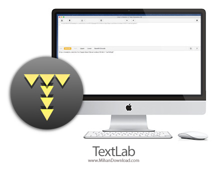 TextLab icon دانلود TextLab نرم افزار ویرایشگر متن برای مک