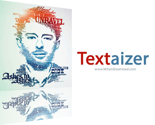 Textaizer دانلود نرم افزار ساخت تصاویر متنی از عکس Textaizer Pro v4.3
