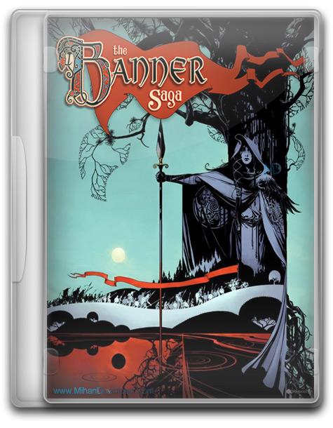 The Banner Saga 1 دانلود بازی قصه های بانار The Banner Saga