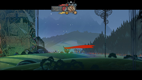 The Banner Saga 5 دانلود بازی قصه های بانار The Banner Saga