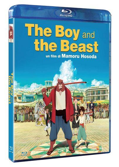 The Boy and the Beast 1 دانلود دوبله فارسی انیمیشن پسر بچه و هیولا