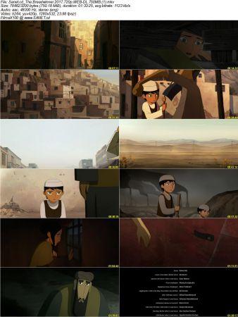 The Breadwinner 2 دانلود انیمیشن The Breadwinner 2017