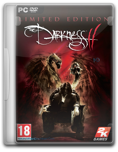 The Darkness II Limited Edition 1 دانلود بازی تاریکی The Darkness II Limited Edition