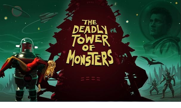 The Deadly Tower of Monsters دانلود بازی The Deadly Tower of Monsters برای کامپیوتر