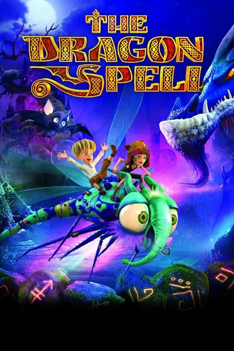 The Dragon Spell 2016 1 دانلود انیمیشن طلسم اژدها