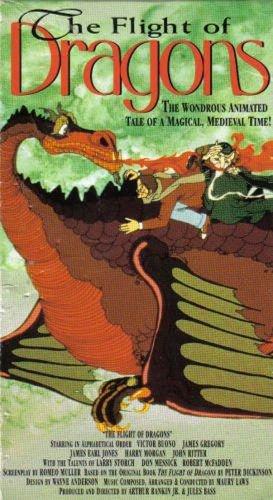 The Flight Of Dragons 1982 1 دانلود انیمیشن پرواز اژدها The Flight of Dragons